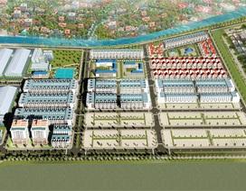 """""""Các dự án bất động sản nở rộ trên trục QL47 TP Thanh Hóa"""""""