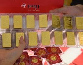 Giá vàng tăng sốc 1 triệu đồng mỗi lượng