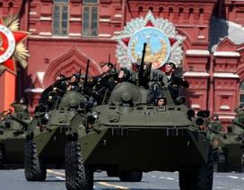 Mãn nhãn lễ duyệt binh của lực lượng quân sự các nước