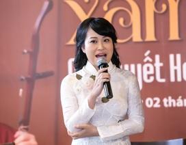 Truyền nhân của cố nghệ nhân Hà Thị Cầu ra mắt album xẩm
