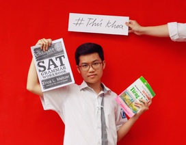 Nam sinh trường Ams nhận học bổng vào ĐH hàng đầu ở Mỹ, Singapore và Trung Quốc