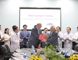 Vinamilk và Bệnh viện Chợ Rẫy hợp tác chiến lược, nâng tầm quốc tế