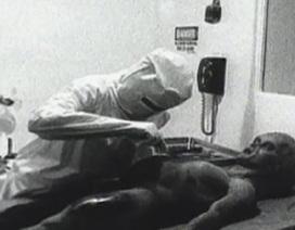 Video khám nghiệm tử thi người ngoài hành tinh ở Roswell là có thật?