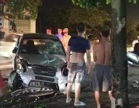 """Gây tai nạn liên hoàn khiến 7 người bị thương, tài xế vẫn nói """"không sao đâu"""""""
