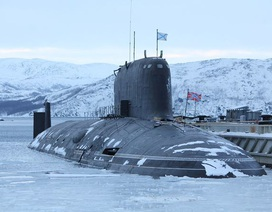 Bí ẩn xung quanh tàu ngầm Nga gặp nạn