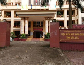 Kỷ luật nguyên Viện trưởng Viện Kiểm sát tỉnh Đắk Lắk