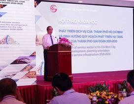 TPHCM: Quy hoạch hạ tầng dịch vụ phải đặt trong cách mạng công nghiệp 4.0
