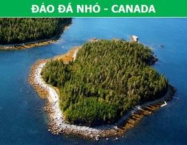 """Kỳ lạ những hòn đảo có giá chỉ bằng một căn hộ nhưng vẫn """"ế"""" chỏng chơ"""