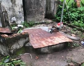 Bé trai 3 tuổi tử vong thương tâm dưới giếng nước