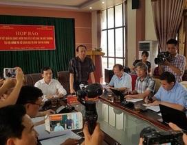 """Gian lận thi cử Hà Giang: """"Lên kế hoạch"""" nâng điểm trước hơn 1 tháng"""