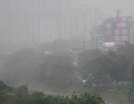 Bão số 2 suy yếu thành áp thấp, nhiều nơi tiếp tục mưa to