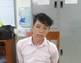 Hà Nội: Đâm gục người yêu cũ rồi đăng ảnh hung khí lên facebook