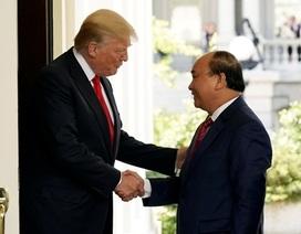 Thủ tướng Nguyễn Xuân Phúc và Tổng thống Donald Trump trao đổi gì bên lề G20?