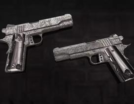 Rao bán khẩu súng được làm từ thiên thạch hàng tỷ năm tuổi giá 35 tỷ đồng