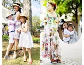 """Con gái Hồng Nhung càng lớn càng xinh, được kì vọng là """"mỹ nhân showbiz tương lai"""""""