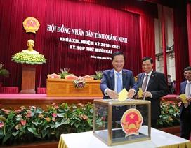 Nguyên Chủ tịch VietinBank Nguyễn Văn Thắng được bầu làm Chủ tịch Quảng Ninh