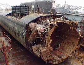 Năm tai nạn tàu ngầm thảm khốc nhất lịch sử nước Nga