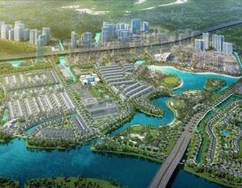 """Vinhomes chính thức ra mắt """"Thành phố Thông minh – Công viên"""" Vinhomes Grand Park"""