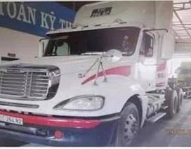 Điều tra vụ mất trộm xe đầu kéo container trong cảng Cát Lái