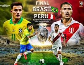 Xem trực tiếp trận chung kết và trận tranh giải 3 Copa America ở đâu?