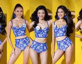 34 người đẹp Miss World khoe hình thể nóng bỏng trong trang phục bikini