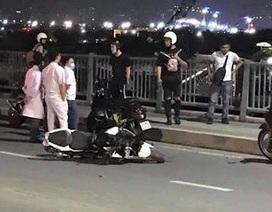 Người đàn ông nhặt ve chai bị tông tử vong trong đêm ở cầu Thủ Thiêm