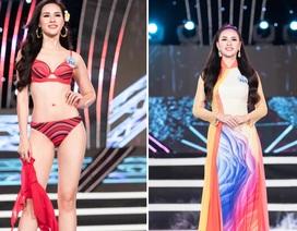 Bạn gái Trọng Đại khóc như mưa khi bị loại khỏi Miss World Việt Nam 2019
