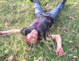 Vụ người đàn ông đầm đìa máu bên vệ đường: Hoang tưởng, tự gây thương tích