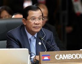 Thủ tướng Hun Sen hủy các cuộc gặp để khám bệnh tại Singapore