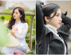 Ngỡ ngàng vẻ đẹp trong veo của thiếu nữ Bắc Giang