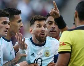 Phát biểu gây sốc, Messi có thể bị cấm thi đấu 2 năm