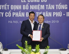 Công ty CP Đầu tư Văn Phú  Invest bổ nhiệm ông Đoàn Châu Phong giữ chức Tổng giám đốc Công ty