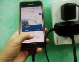 Lạng Sơn: Một người tử vong do sử dụng điện thoại khi đang sạc pin