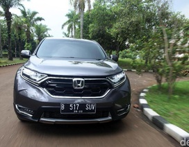Gần 13.000 xe Honda CR-V phải thay chốt an toàn trên cần số