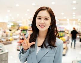 Mỹ nhân U40 Jang Nara vẫn trẻ đẹp như thiếu nữ