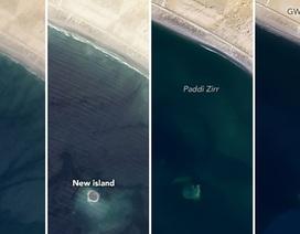 """Bí ẩn """"núi động đất"""" bị đại dương nuốt chửng"""