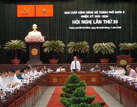Trình HĐND TPHCM chính sách giải quyết cho người dân Thủ Thiêm