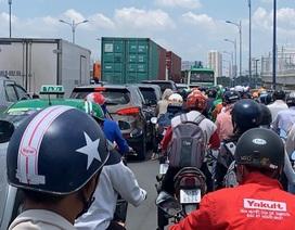 """Xác định """"thủ phạm"""" gây hỗn loạn giao thông phía Đông Sài Gòn"""