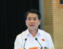 Chủ tịch Hà Nội than khó cấp sổ đỏ chung cư HH Linh Đàm