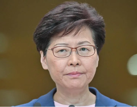 """Lãnh đạo Hong Kong thông báo dự luật dẫn độ """"đã chết"""""""