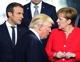 """Châu Âu """"căng mình"""" tháo ngòi nổ xung đột Mỹ - Iran"""