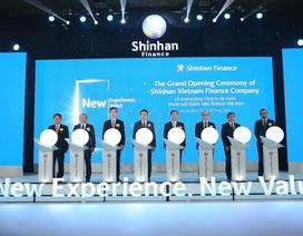 Shinhan Card chính thức ra mắt Shinhan Finance cùng Hệ thống nhận diện Thương hiệu tại Việt Nam