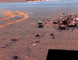 Các nhà khoa học lý giải bí ẩn khí mêtan trên sao Hỏa