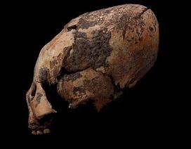 """Tìm thấy hộp sọ """"ngoài hành tinh"""" trong ngôi mộ 12.000 năm ở Trung Quốc"""
