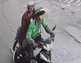 Bắt nghi can cứa cổ tài xế xe ôm cướp tài sản