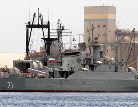"""Iran lên tiếng về nghi vấn điều tàu vũ trang vây bắt """"hụt"""" tàu dầu Anh"""