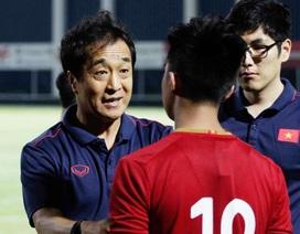 """""""Cánh tay phải"""" của thầy Park tin đội tuyển Việt Nam có thể dự World Cup"""