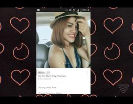 Ứng dụng hẹn hò nổi tiếng Tinder ra mắt phiên bản thu gọn dành riêng cho Việt Nam