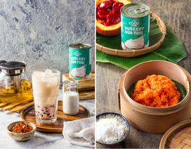 Tăng chuỗi giá trị cây dừa Việt Nam qua sản phẩm nước cốt dừa tươi