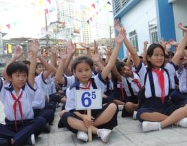 TPHCM tăng trên 75.000 học sinh trong năm học mới